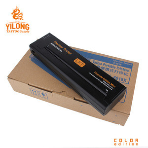 Over 20 years experience/supplier of tattoo companies /OEM Yilong Mini Tattoo Thermal Transfer Copier Machine Stencil