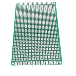 PCB universal board 7 * 9 double sided circuit board 8x12cm universal board 2.54 tin plating circuit welding experiment hole boa