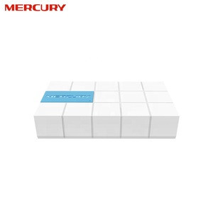 Plug&Play Mini 16 ports Ethernet Switch Small and Smart Hub Desktop Switch 16* 10/100 Mbps RJ45 Ports Network Switch MERCURY