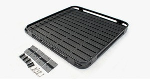 ROOF MOUNTED LUGGAGE CARGO STORAGE RACK LUGGAGE BOX ONLY FOR JEEP WRANGLER JK