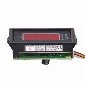 Sell 85DM3-500V AC/150A AC/75KVA digital power meter with muliti function can measue volt amp and power