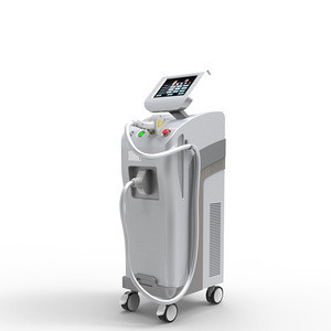 US FDA SFDA Germany TUV CE0197 Approved Laser Diode 808nm Hair Removal Machine