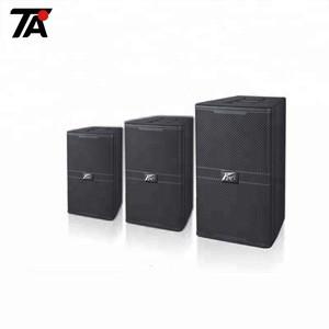 Wholesale 12 inch active Karaoke Dj sound system