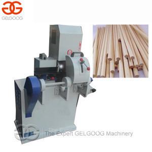 Wood Round Stick Belt Sander Machine/Broom Mop Handle Polishing Machine