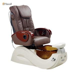 Yoocell Beauty Salon Equipment Modern Electric Foot Spa Massage Manicure Chair Pedicure Chair
