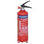 1 Kg ABC Dry Powder Portable Fire Extinguisher