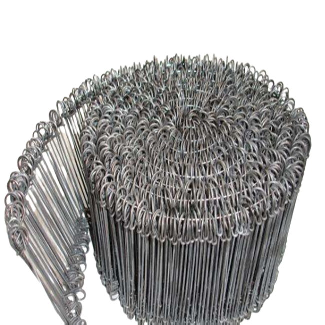 Good quality Double Loop Bale Ties wire