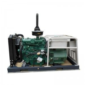 Water Cooled Diesel Generator Yourlike Open Frame Style