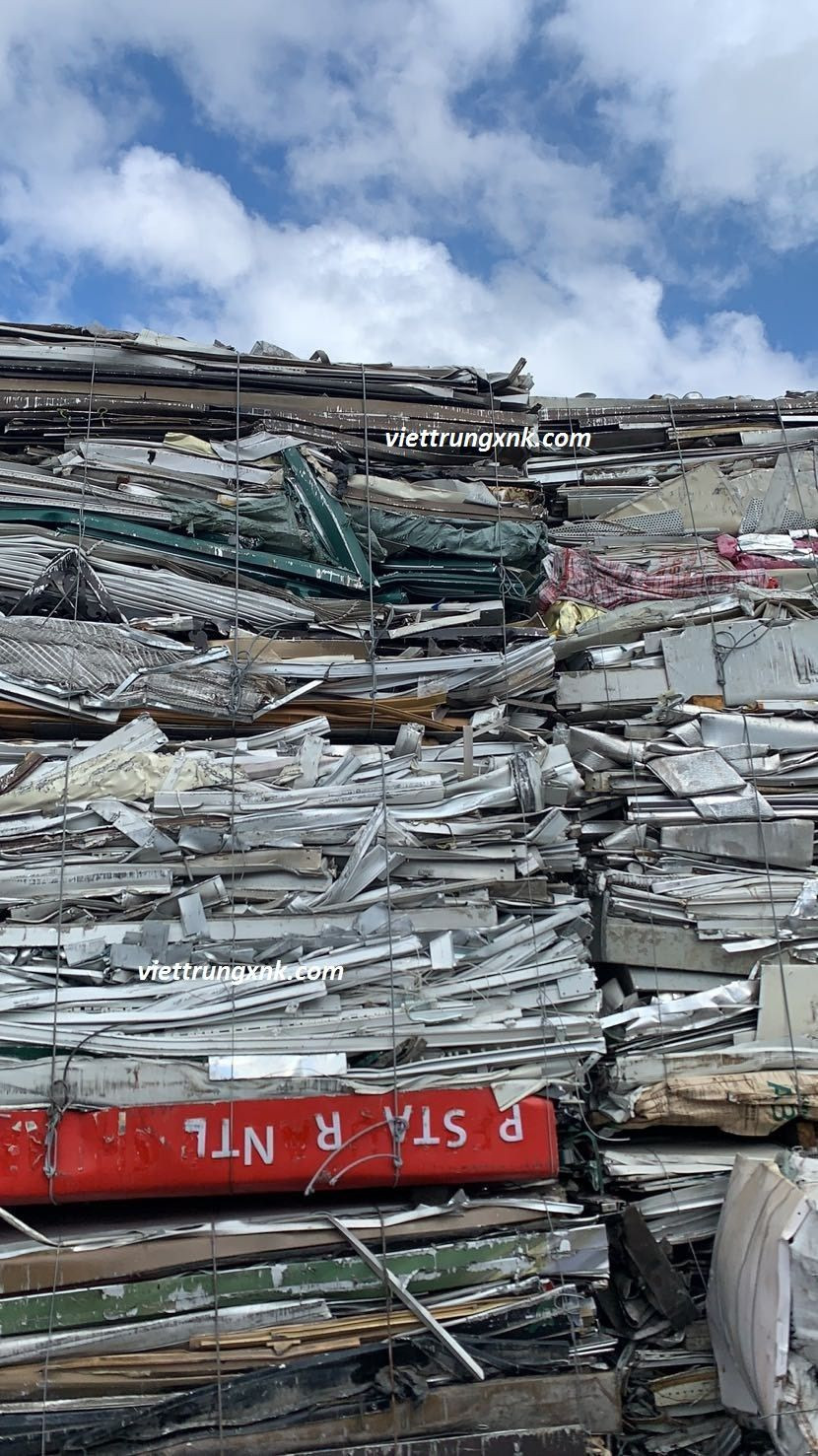 ALUMINUM SCRAP 6063 FOR SALE