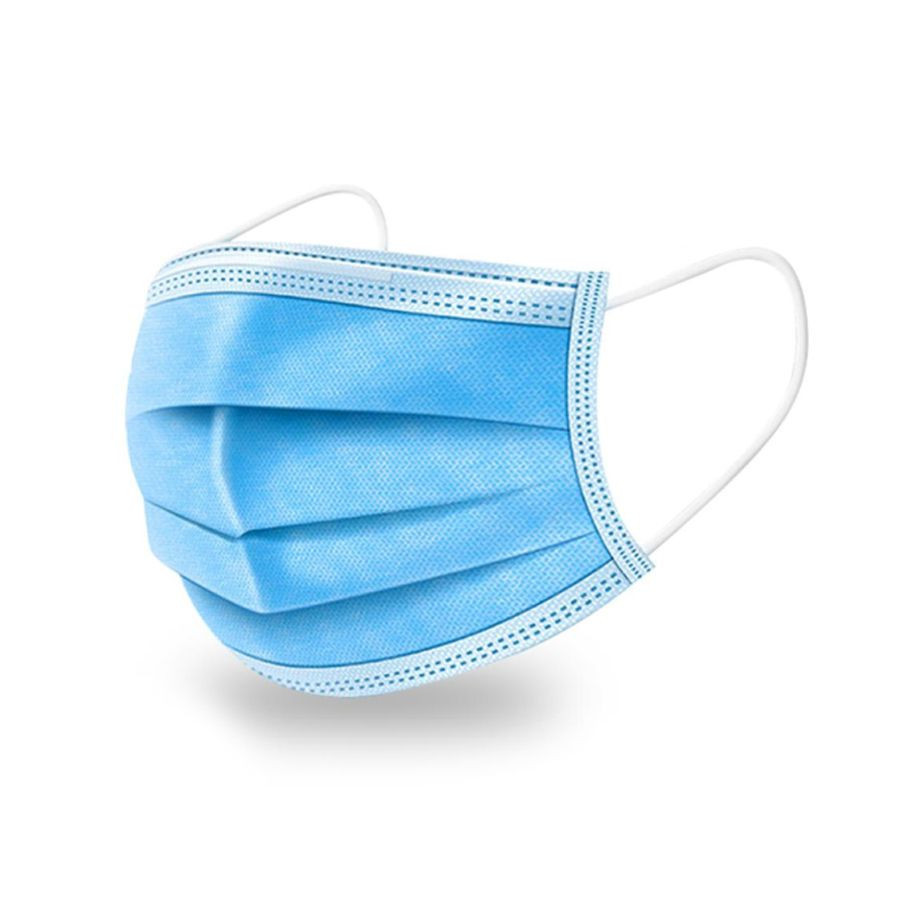 Import Protective Type II Anti Covid-19 Medical / Surgical Face Mask 3 Ply, FDA, TüV certificated, Manufactory direct from Hong Kong
