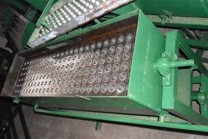 2 4 6 Rows High Efficiency Candle Making Machine price