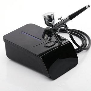 AIR GREEN spray tan machine airbrush set 4 colors available  mini spray gun
