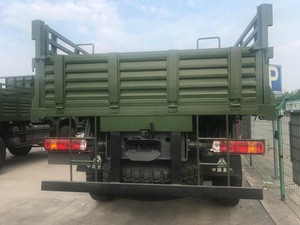 All- wheel drive sinotruk military truck for sale