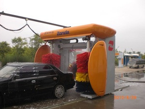 Automatic Car Wash Machine