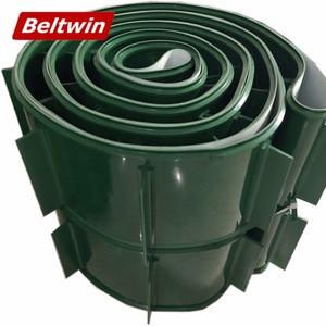 Beltwin temperature resistant anti oil green PVC conveyor belts for corn