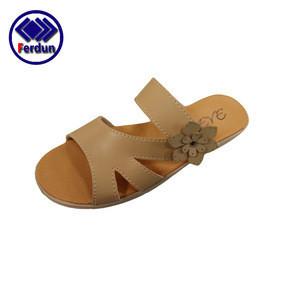 China wholesale Flat Summer Women Sandals