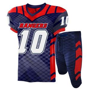 Custom American Football Uniforms with Customized logo