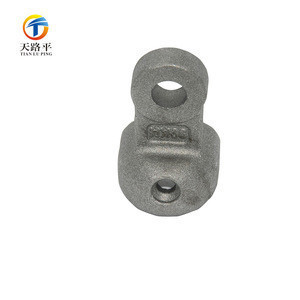 Custom Metal Casting Carbon Steel 45MN Electric Power Fitting Overhead line Accessories