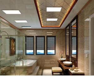 Fireproof aluminum roof ceiling design, ceiling tiles
