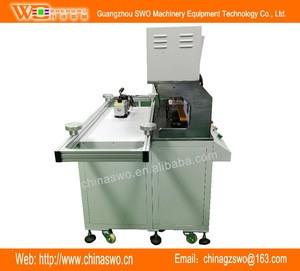 H960 TAB COF ACF FPC IC heat press bonding machine LCD LED TV  open cell/laptop screen repairing bonding machine