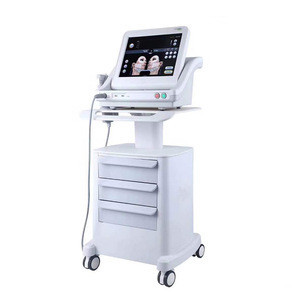 High quality cheap price ultrasonic hifu high intensify focused machine with 5 transducers for sale