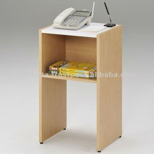 High Quality Japan Furniture Wooden Telephone Table for Office Entrance Design