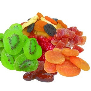 Hot Sale Candied Fruits Preserved Fruits Snacks Mixed Dried Fruits Wholesale Cheap