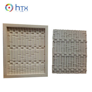 Hot Sell Decoration Silicone Rubber Artificial Stone Mold For Wall