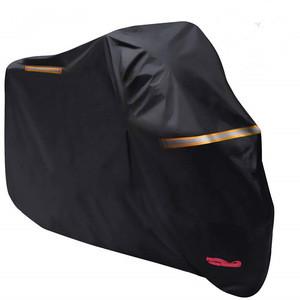 HW CRAFTS China Manufacturer All Season Waterproof Outdoor Protection Motorcycle Cover Weather Protection