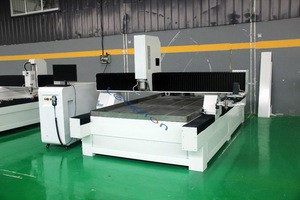 Leapion Stone Engraving cnc router 1325  with disc type auto tool changer