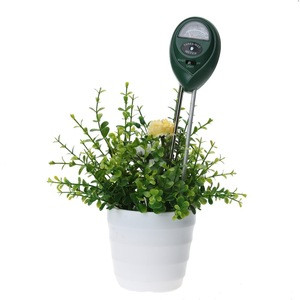 Moisture & Light Meter 3 Way Tester Kit Plants Growth Watering Quality Monitoring Checker Gardening Acidity Probe Test