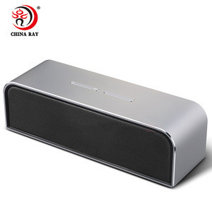 Multi-Color metal Subwoofer with TF card Stereo Player wireless Speaker