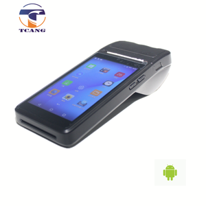 Multi Function Mobile Phone Payment pos Device / Mobile POS machine With NFC Card Reader Machine System