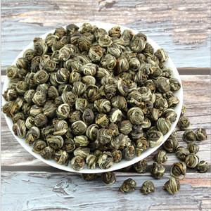 Premium Jasmine Scented Green Tea Wholesale Dragon pearl Jasmine Green Tea