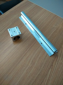Round linear guide SBR series