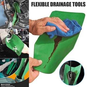 SAR Draining Tool  Flexible oil funnel