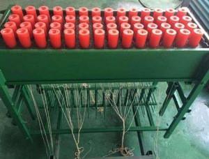 Semi-automatic candle making machine small used candle machinery