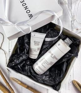 SLS SLES Selicones Free /  Natural Delicate Coconut Shower Gel Body Wash for Sensitive Skin Care