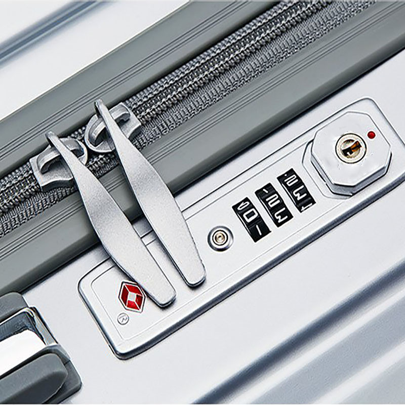 Stainless Steel Zipper for Luggage Hardware Accessories