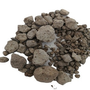 The ingredients melt faster and more stable and sintering refining slag