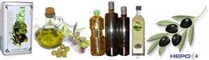 Virgin Olive Oil in Bottles, Tins and Flexitank