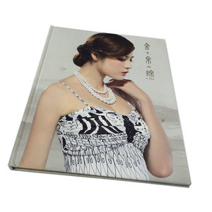 Wholesale Cheap Hard Cover Perfect Bound Book/Magazine/Cookbook/Catalog printing
