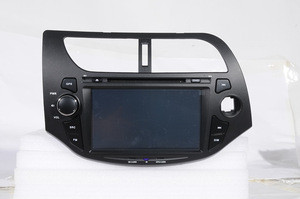 "Wince 6.0 Two DIN 8""LCD-TFT touch screen with gps navigation car DVD player for Great Wall C20R"