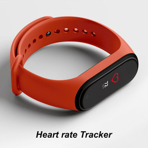 Xiaomi Mi Band 4 Standard Version Color Screen Smart Miband 4 Bracelet Heart Rate Fitness Xiaomi Smart Watch 4