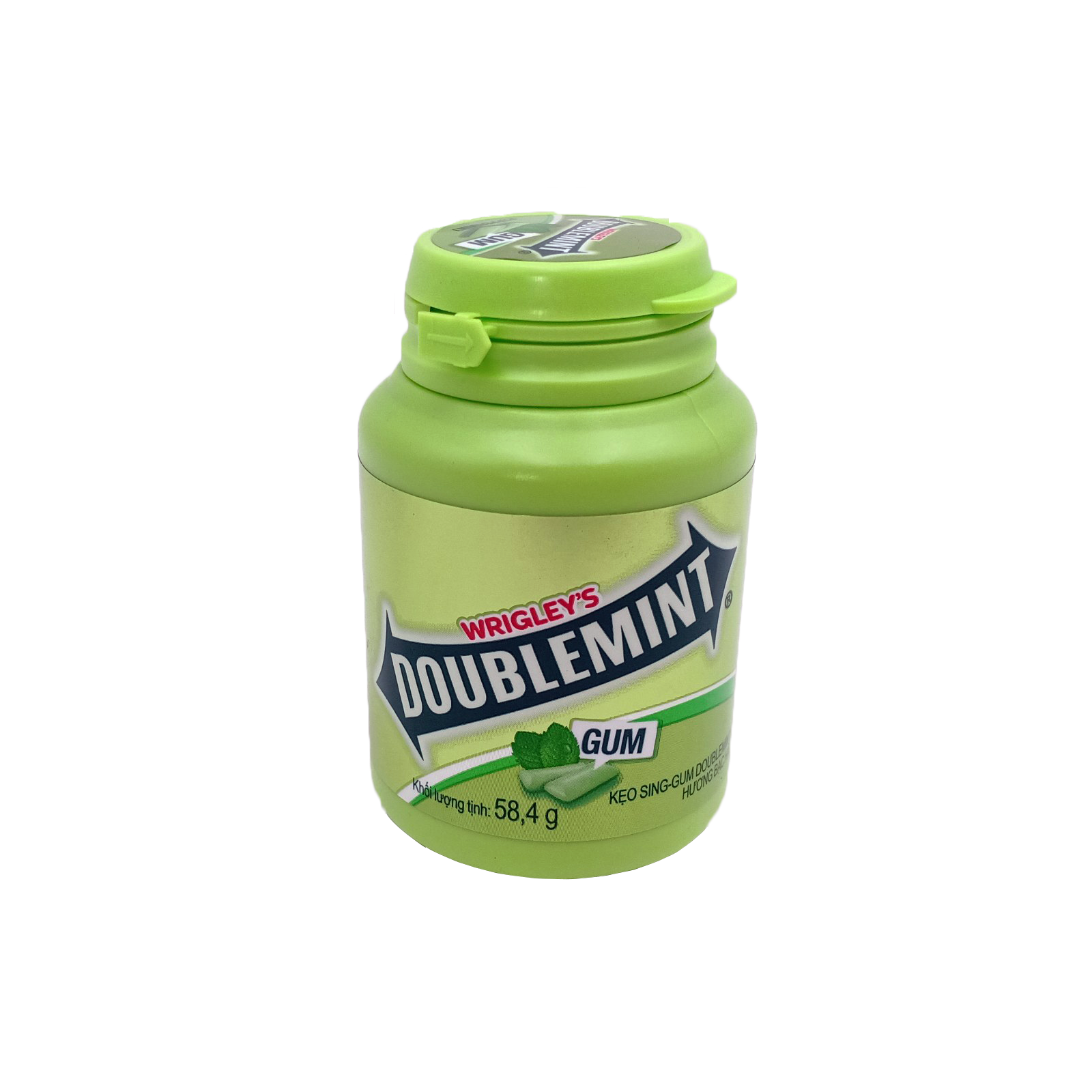 Doublemint Chewing Gum Peppermint 58.4gx180