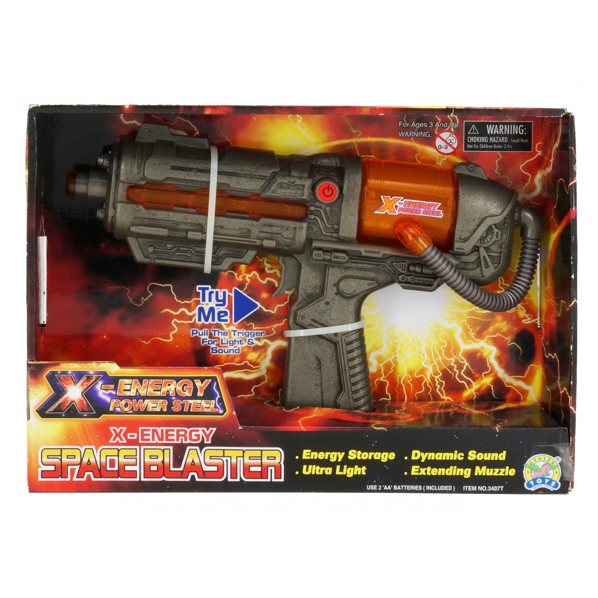 X-Energy Space Blaster