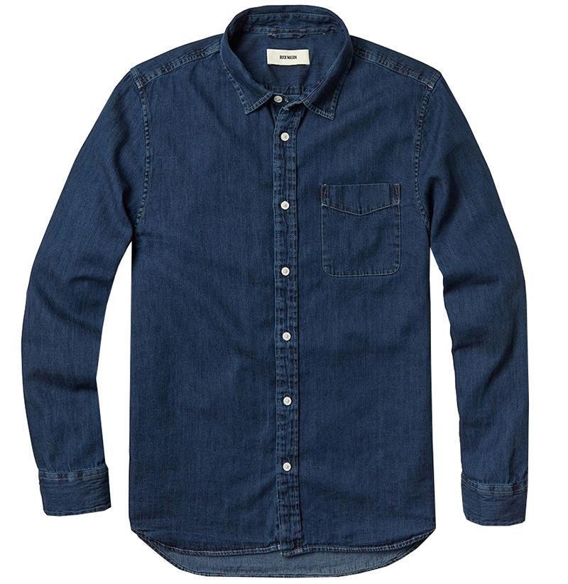Wholesale High Quality classical navy men dress shirt made in Vietnam free tax good price direct from manufacturer