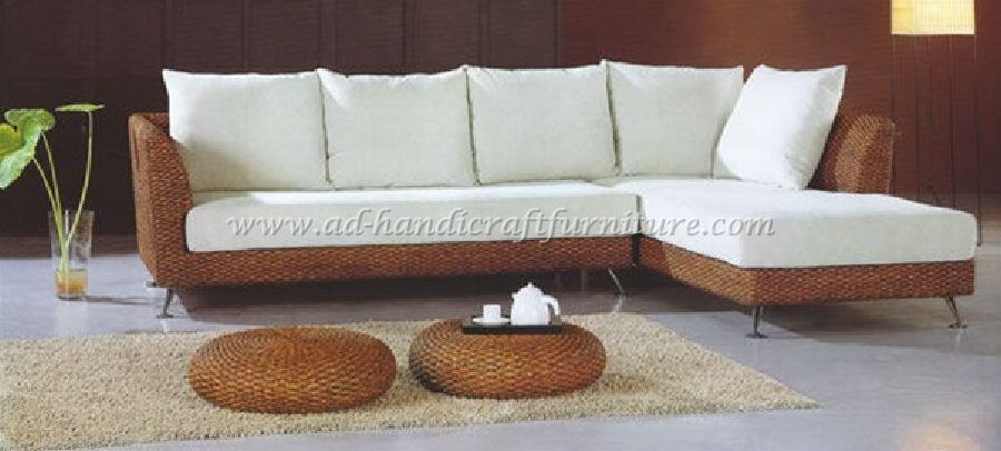 Water hyacinth Sofa Set