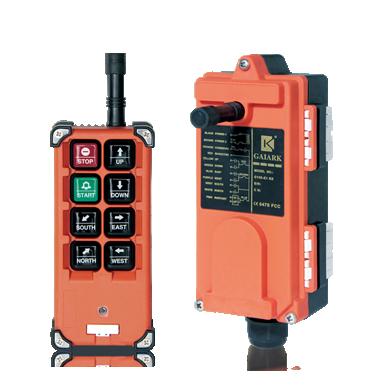 G100- E1B Universal Industrial Wireless Radio Remote Control for Overhead Crane