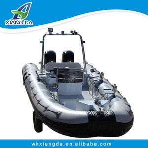 2014 newly Chinese hot-sale high speed boat racing boat